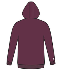CURTIS FULL ZIP TUNIC PERFORMANCE HOODIE