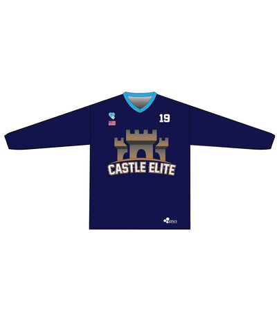CASTLE TRIBUTE SET 3 SHOOTING SHIRT (LONG SLEEVE) BASKETBALL