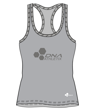 WOMENS RACER BACK TANK