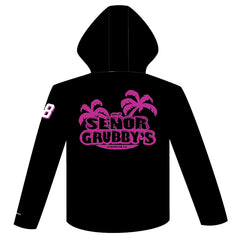 SEÑOR GRUBBY'S WINDBREAKER (BLACK)