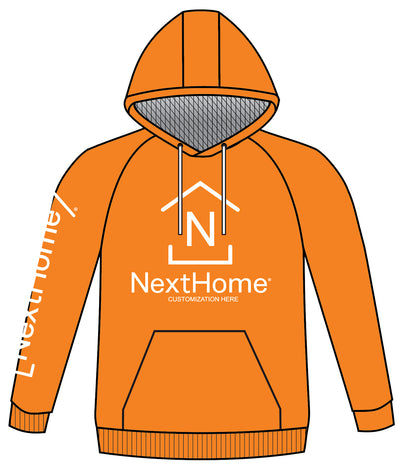 NextHome Performance Hoodie (Orange)