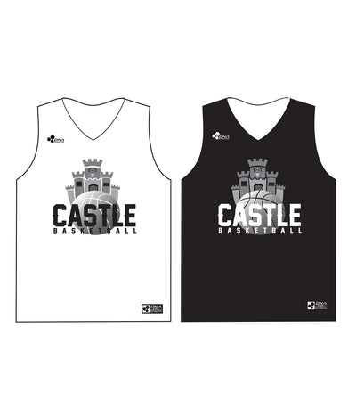 "CASTLE ""PINNIE"" BASKETBALL JERSEY"