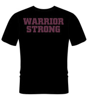 CURTIS HIGH | WARRIOR STRONG PERFORMANCE TEE