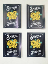 Load image into Gallery viewer, Smyrna The Jonquil City Sticker