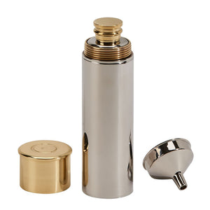 Shot Gun Shell design 3oz Liquor Flask Persoanlized with Engraving