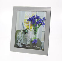 Personalized photo frame 8x10 - Engraved picture frame Landscape or portrait