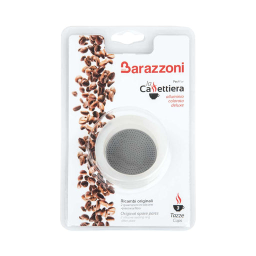 BARAZZONI Blister 2Guarn+1Filtro Caff All 3Tz - CT83005003