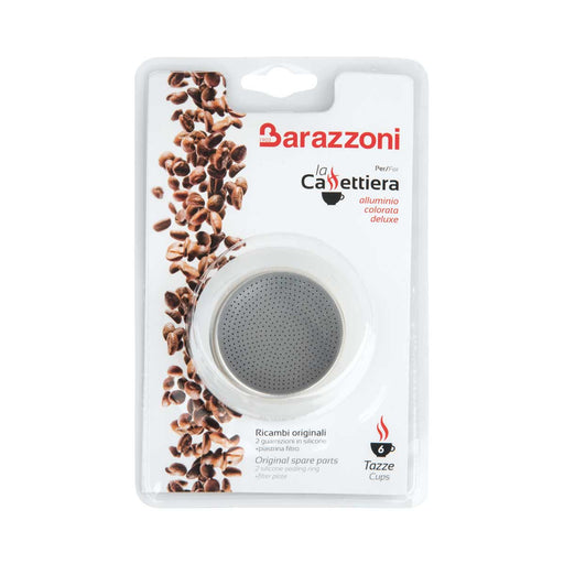BARAZZONI Blister 2Guarn+1Filtro Caff All 6Tz - CT83005006