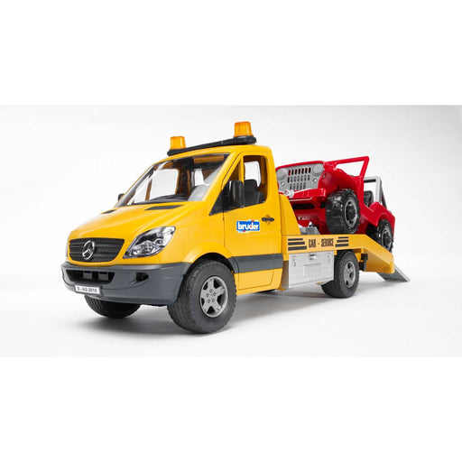 BRUDER Mercedes Benz Sprinter E Jeep - 02535