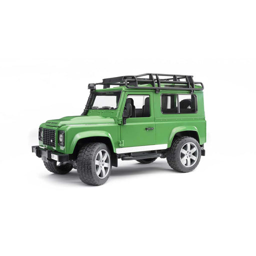 BRUDER Land Rover Defender Station Wagon - 02590