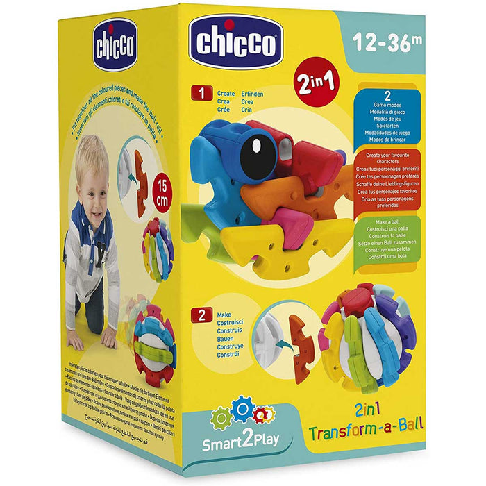 CHICCO Transform-A-Ball 2In1 Eco+ - 000093740