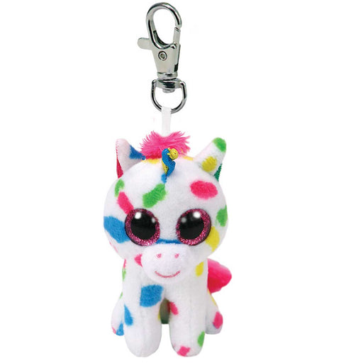 BINNEY & SMITH LTD Ty - Beanie Boos Clips Harmonie - Unicorno Multicolore - T35211