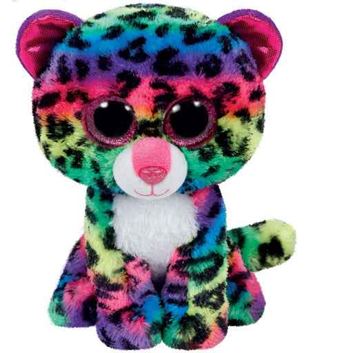 BINNEY & SMITH LTD Ty - Beanie Boos 15Cm Dotty - Leopardo Multicolore - T37189