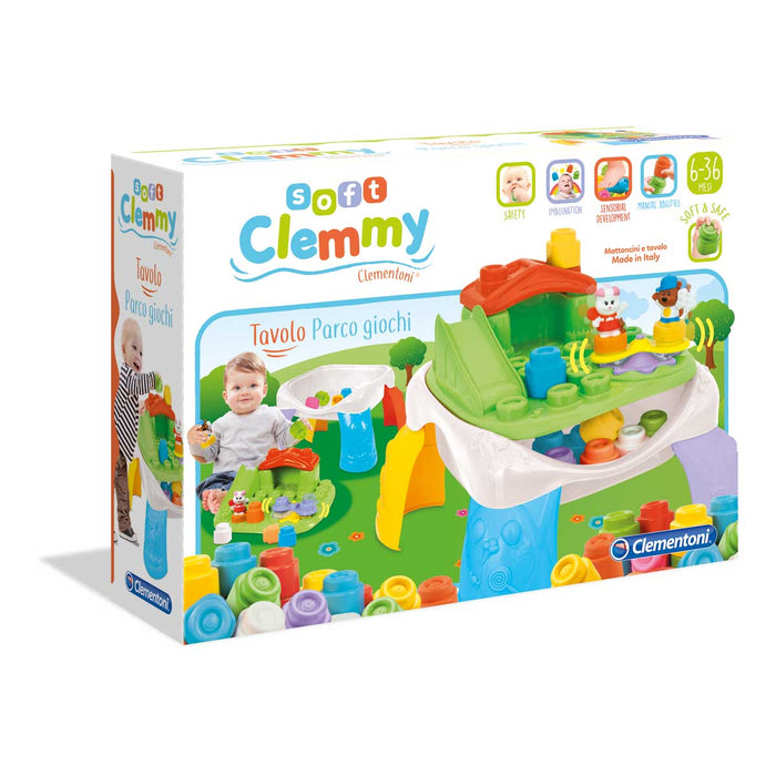 CLEMENTONI Soft Clemmy - Tavolo Parco Giochi - 14829
