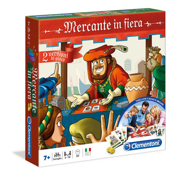 CLEMENTONI Mercante In Fiera - 16068