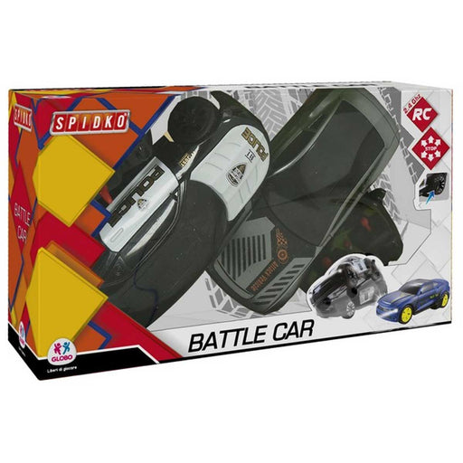 GLOBO Battle Car Radiocomandate 2 Pz - 39974