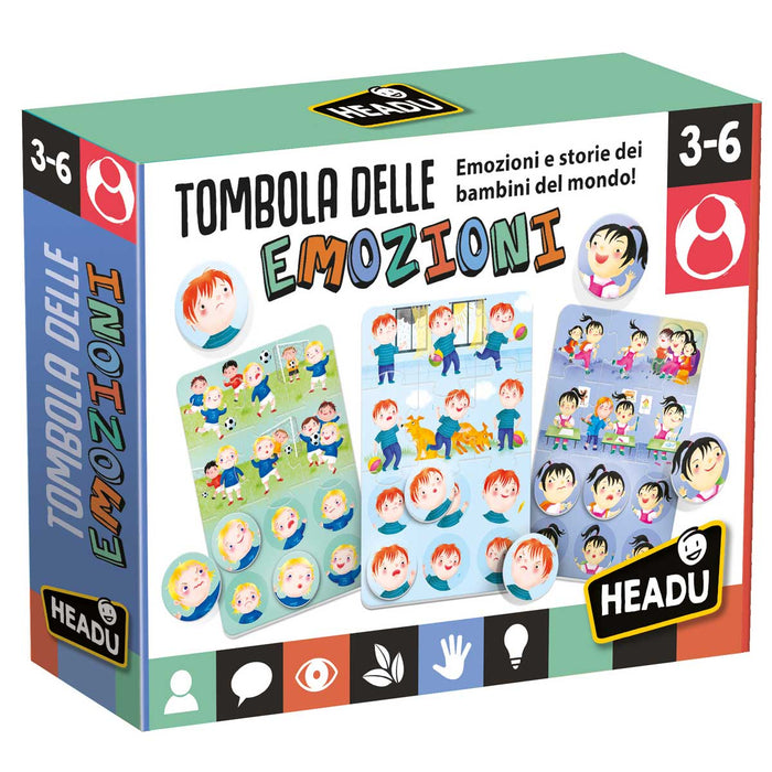 HEADU Flashcards Lavagnette Leggo E Scrivo - IT25459