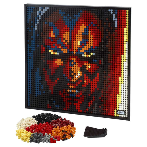 LEGO Art I Sith Star Wars -31200