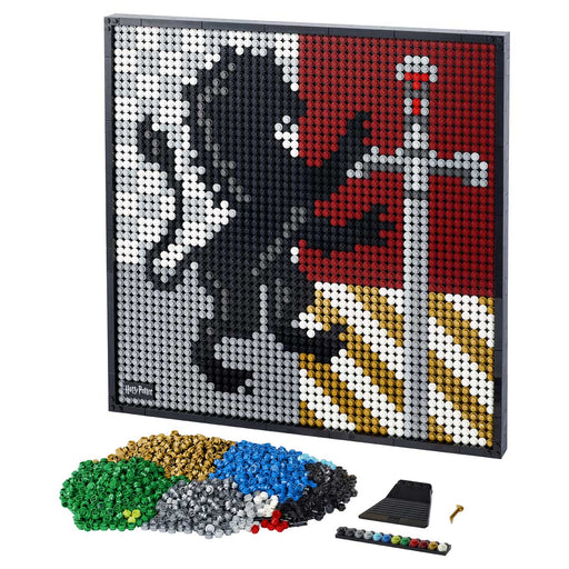 LEGO Art Harry Potter Hogwarts Crests - 31201