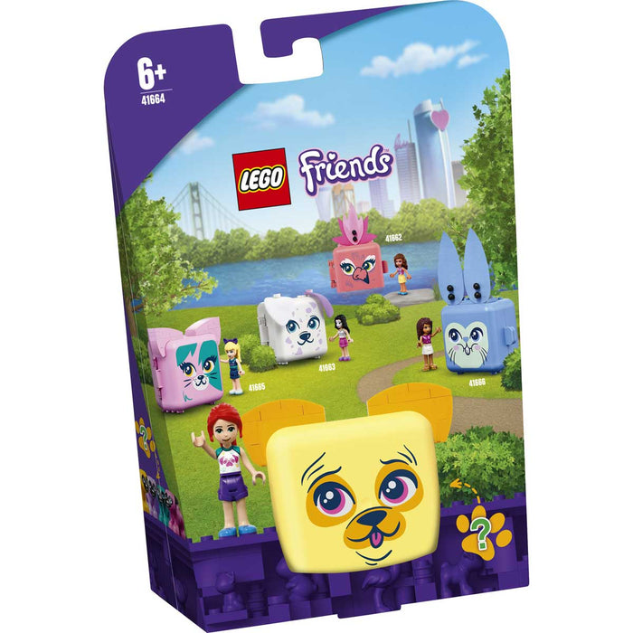 LEGO Friends Il Cubo Del Carlino Di Mia - 41664
