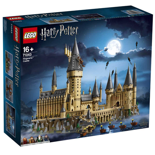 LEGO Harry Potter Castello Di Hogwarts - 71043