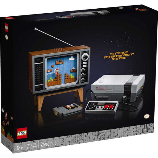 LEGO Super Mario Nintendo Entertainment System - 71374