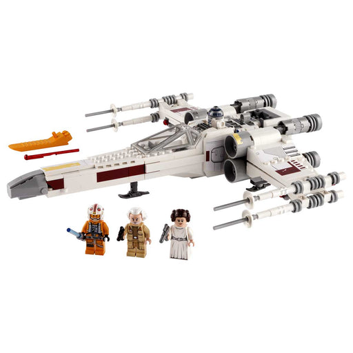 LEGO Star Wars X-Wing Fighter Di Luke Skywalker - 75301