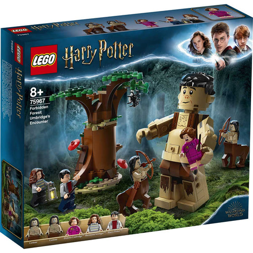 LEGO Harry Potter La Foresta Proibita: L'Incontro Con La Umbridge - 75967