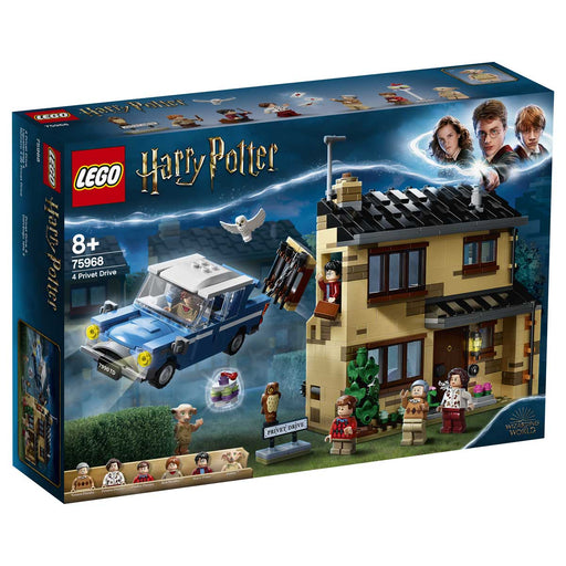 LEGO Harry Potter Privet Drive, 4 - 75968