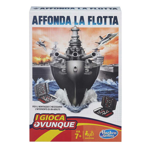 HASBRO Affonda la Flotta Travel - B0995