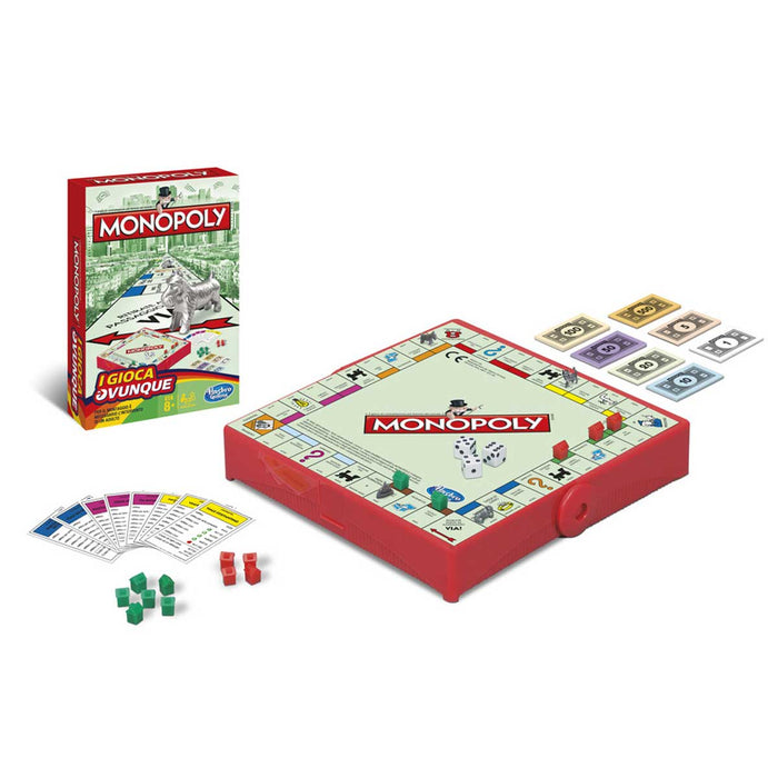 HASBRO Monopoly Travel - B1002