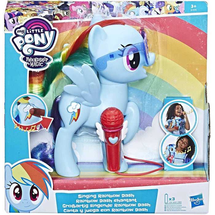HASBRO My Little Pony Rainbow Dash Canterino - E1975