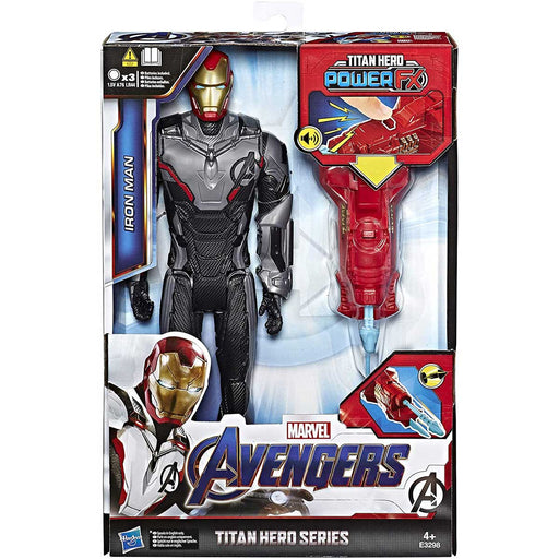 HASBRO Avengers Endgame Iron Man Power Fx - E3298103