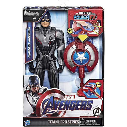 HASBRO Avengers Endgame Captain America Power FX - E3301103