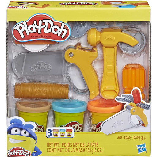 HASBRO Play - Doh Set Di Attrezzi - E3342EU4