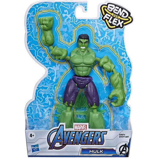 HASBRO Avengers Bend and Flex - E7377