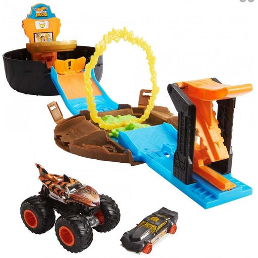 MATTEL Hot Wheels Monster Trucks Arena Delle Acrobazie - GVK48