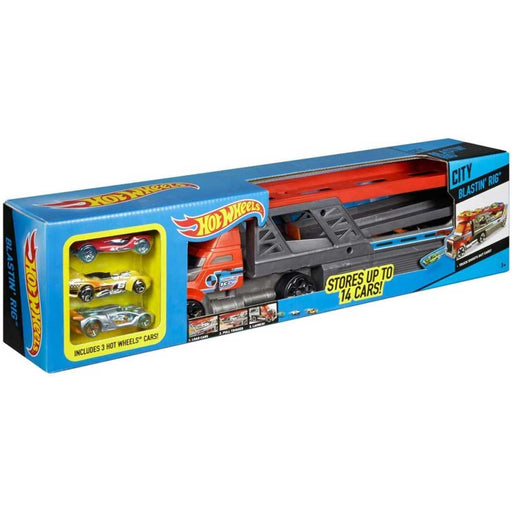 MATTEL Hot Wheels Mega Trasportatore - CDJ19