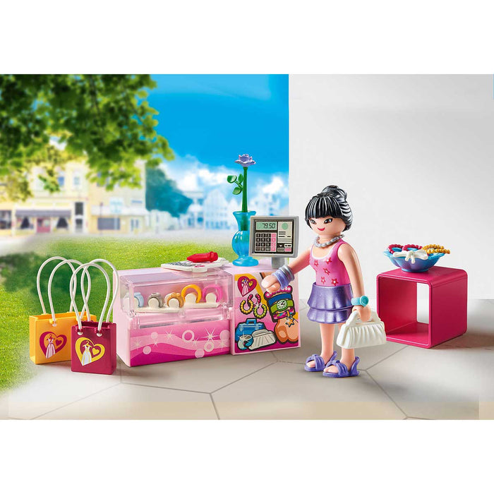 PLAYMOBIL Fashion Accessories Area - 70594