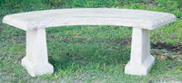 A Genteel Estate Bench