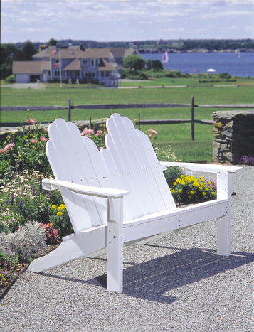 Seaside Casuals Adirondack Classic Love Seat