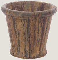 A Jr Plain Rim Planter