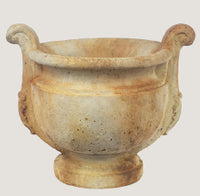 A Curved Handle Urn