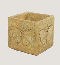 ASC Square Butterfly Planter