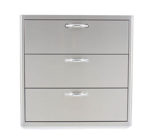 "Blaze 30"" Triple Drawer Set"