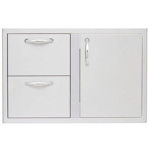 Blaze Door Drawer Combo 32""