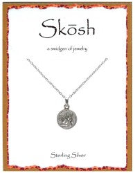 Skosh Guardian angel necklace