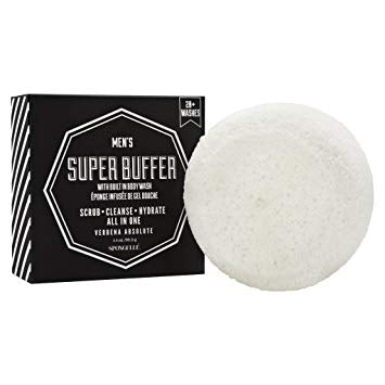 Spongelle Men's Super Buffer