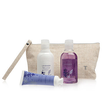 Thymes Lavender Travel Set