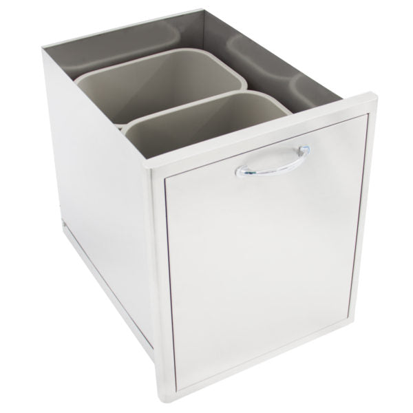 Blaze Roll Out Trash/Recycle Drawer